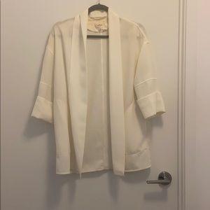 Aritzia - Wilfred short sleeve coat